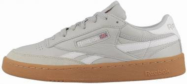 Reebok Revenge Plus Gum - Grey