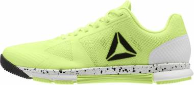 Reebok CrossFit Speed TR 2.0 - Yellow (Electric Flash/White/Black/Silver) (BS8102)