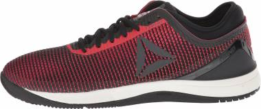Reebok CrossFit Nano 8 Flexweave - Black/Primal Red/Cranberry (CN5656)