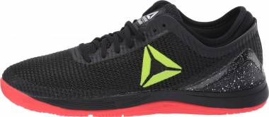 Reebok CrossFit Nano 8 Flexweave Black/Neon Red/Neon Lime/White Men