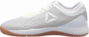 Reebok CrossFit Nano 8 Flexweave - White Classic White Excellent Red Blue Gum (CN1020)