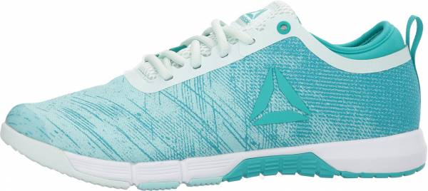 Reebok Speed Her TR - Blue Lagoon/Solid Teal/Opal/White/Silver (CN0994)
