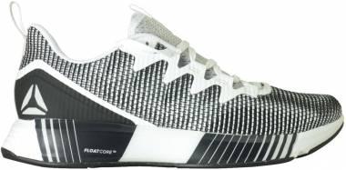 Reebok Fusion Flexweave - White/Skull Grey/Black
