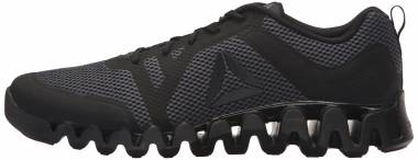 Reebok Zig Evolution 2.0 - Black Ash Grey Bla