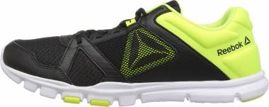 Reebok Yourflex Train 10 MT - Black Black Solar Yellow White Black Solar Yellow White (CN4728)