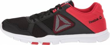 Reebok Yourflex Train 10 MT - Negro Black Primal Red White 000 (BS9871)