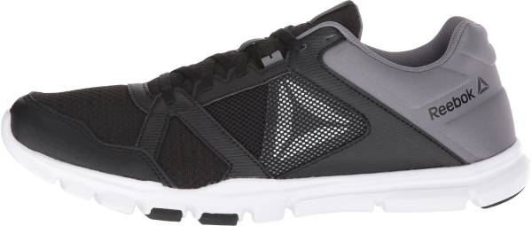 Reebok Yourflex Train 10 MT - Black (Black/Shark/White Black/Shark/White) (CN4727)