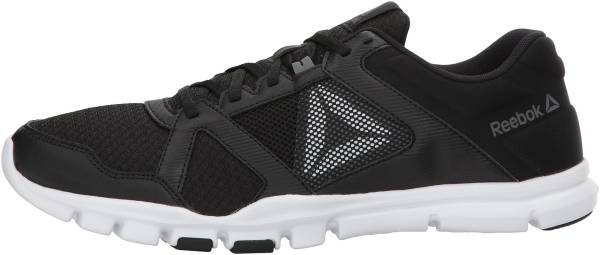 Reebok Yourflex Train 10 MT - Black/White/Alloy (BS9882)