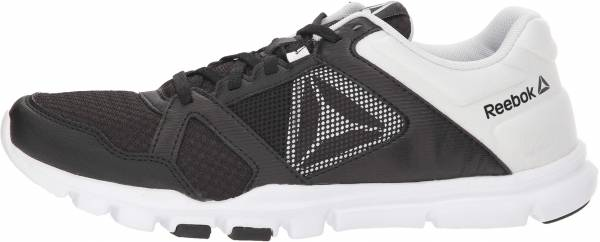 Reebok Yourflex Trainette 10 MT - Black/White (CN4733)