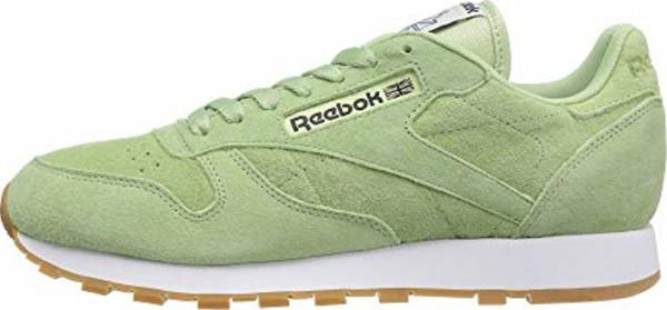 Reebok Classic Leather Pastels Green