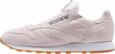 Reebok Classic Leather Pastels Pink Men
