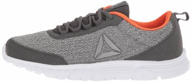 Reebok Speedlux 3.0 - Alloy/Stark Grey/Bright Lava/White/Pewter