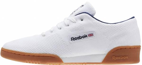 Reebok Workout Clean Ultraknit Bianco-white