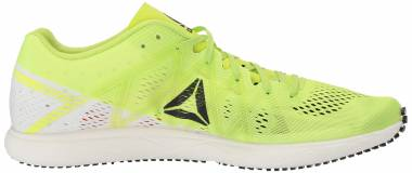 Reebok Floatride Run Fast Pro - Lime White Neon Red Black