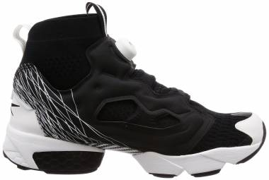 Reebok InstaPump Fury OG Ultraknit Black/White Men