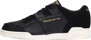 Reebok Workout Plus ALR - Black/Chalk/Ash Grey/Rbk