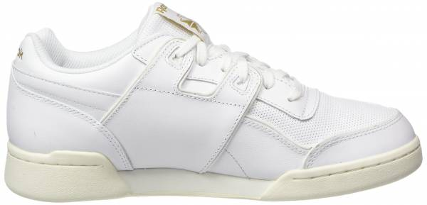 Reebok Workout Plus ALR Bianco (White/Chalk/Snowy Grey/Rbk Brass)