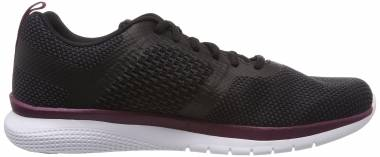 Reebok PT Prime Runner FC - Multicolore Black Coal Ash Grey Rustic Wine White 000 (CN5676)