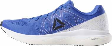 Reebok Floatride Run Fast - Multicolore Crushed Cobalt White Solar Gold Black 000 (CN6950)