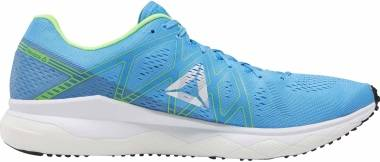 Reebok Floatride Run Fast - Bright Cyan Cyan Solar Green