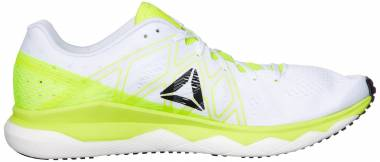 Reebok Floatride Run Fast - White Yellow