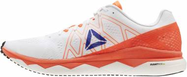 sneakers for cheap a288f 6f33e Reebok Floatride Run Fast Atomic Red White Blue Movr Men
