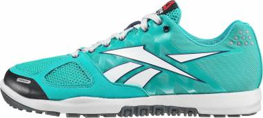 Reebok CrossFit Nano 2.0 - Teal/White/Blue/Gravel/Black