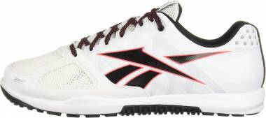 Reebok CrossFit Nano 2.0 - White Black Neon Red