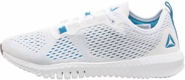 Reebok Flexagon - White/Cyan/Cold Grey (DV9833)