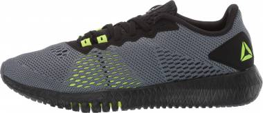 Reebok Flexagon - Cold Grey/Black/Neon Lime (DV5229)