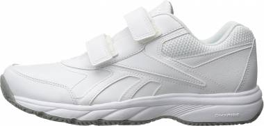 Reebok Work N Cushion KC 2.0 - Weiß White Flat Grey (AQ9233)