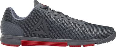 Reebok Speed TR Flexweave - Grey/Primal Red (FU7536)