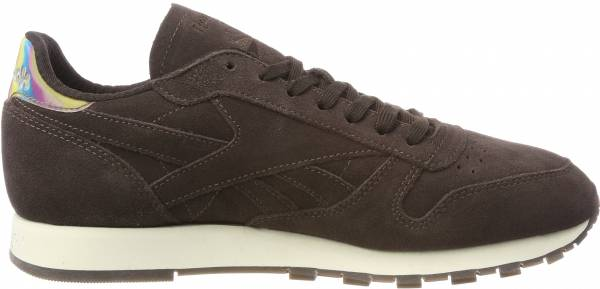 Reebok Classic Leather MSP - Dark Brown / Classic White
