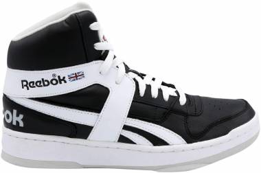Reebok 5600 Archive Black/White/Steel/Red Men