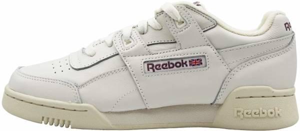 Reebok Workout Lo Plus - White (DV3735)