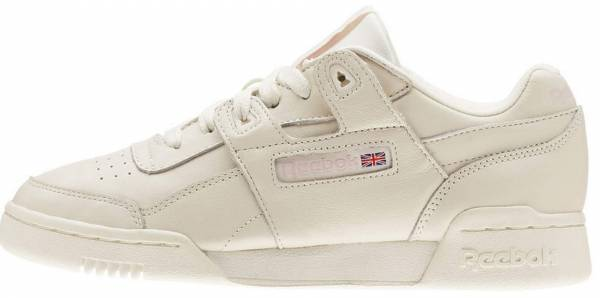Reebok Workout Lo Plus White