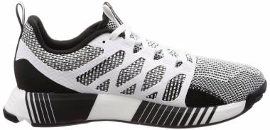 Reebok Fusion Flexweave Cage - White/Black/Coal/Skull Grey (CN2880)