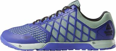 Reebok CrossFit Nano 4.0 - Industrial Green/Ultima Purple/Black/Primal Red (DV5755)