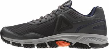Reebok Ridgerider Trail 3.0 - Grey (Ash Grey/Tin Grey/Collegiate Navy/Bright Lava Ash Grey/Tin Grey/Collegiate Navy/Bright Lava) (CN4616)