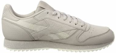 Reebok Classic Leather Ripple SM - Beige Sand Stone Chalk