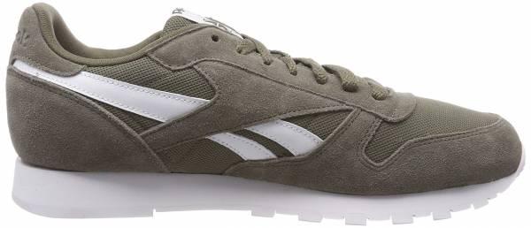 Reebok Classic Leather MU - Estl-terrain Grey/White