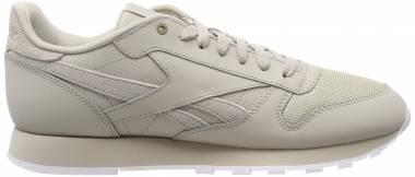 Reebok Classic Leather MU - Beige Marble White 0