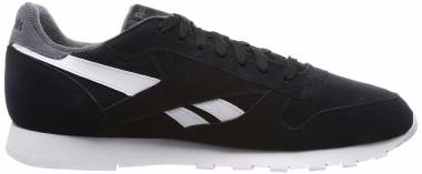 Reebok Classic Leather MU - Schwarz Estl Black True Grey 0