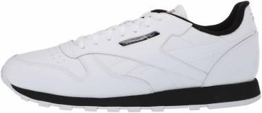 Reebok Classic Leather MU - White / Black / Metal Silver (EG3621)