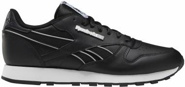 Reebok Classic Leather MU - Noir Gris Clair Blanc (DV8629)