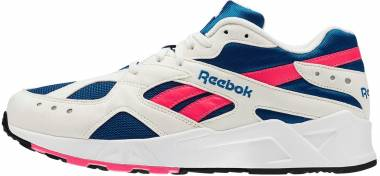 Boys Sneakers Outlet Reebok Royal Guide SYN WhiteNavy