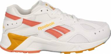 Reebok Aztrek - Blanc Rose Saumon Or (DV4276)