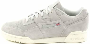 Reebok Workout Plus Montana Cans - Grey