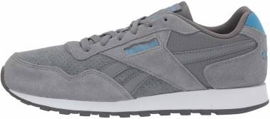 Reebok Classic Harman Run - Cold Grey/Grey/Cyan/White (DV8128)
