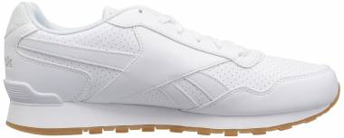 f9ecea9c691 Reebok Classic Harman Run Us-white Steel Gum Men